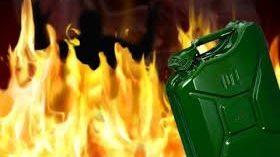У Запоріжжі п'яний чоловік хотів підпалити будинок з дітьми