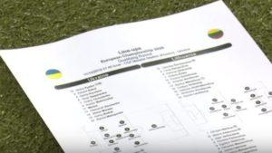 Троє запорізьких футболістів — в основі збірної в матчі проти Литви