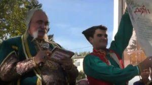 Покровскую ярмарку в Запорожье открыли, зачитав письмо мэра, — ВИДЕО