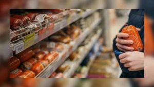 В Запорожье россиянин украл в магазине средства гигиены и немножко перекусить