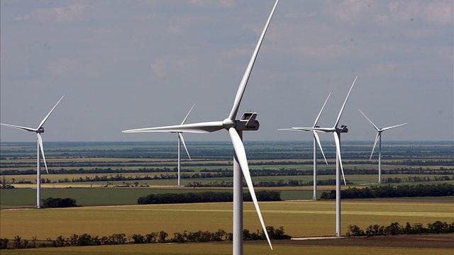 Завтра у Запорізькій області відкриють найбільшу вітрову електростанцію України