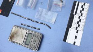 В Запорожье на Космосе задержали очередного наркоторговца, — ФОТО