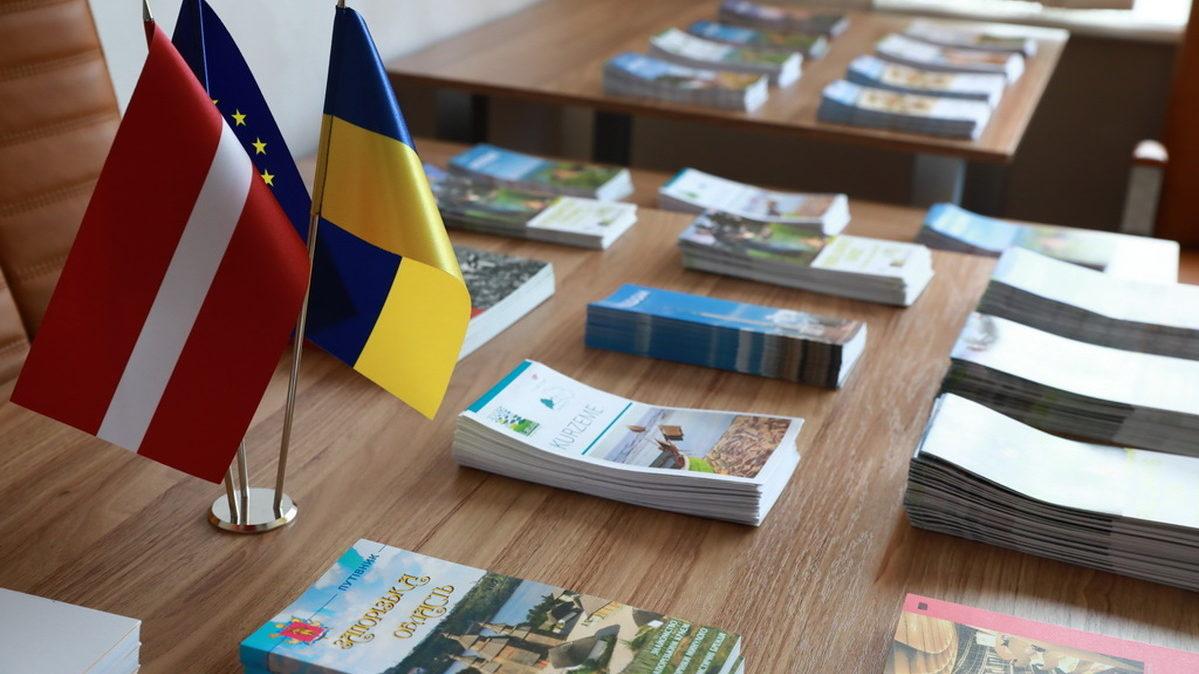 У Запоріжжі відкрили Почесне консульство Латвії, – ФОТО