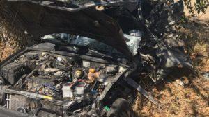У Запорізькій області зіткнулися вантажівка та легковик: одна людина загинула, – ФОТО