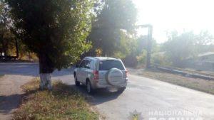 В Запорожской области двое мужчин похитили студента