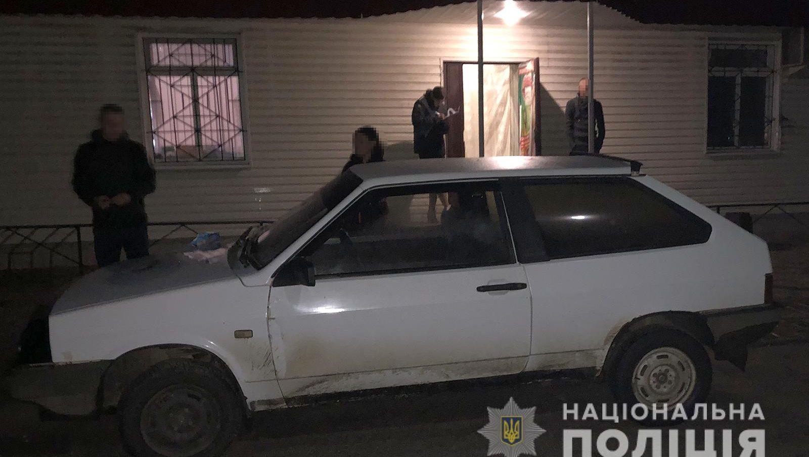 У Мелітополі двоє зловмисників з другого разу викрали авто