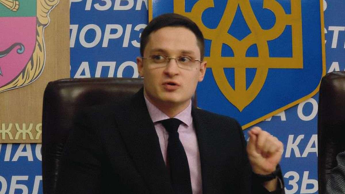 Заступник голови Запорізької облради отримав 120 тис. зарплати за жовтень