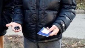В Запорожье полицейские задержали очередного