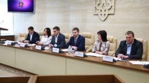 Голова Запорізької ОДА представив команду замів