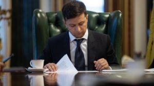 Президент Украины переназначил главу РГА в Запорожской области на второй срок