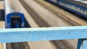В Запорізькій області пакет на залізничному вокзалі переполошив працівників