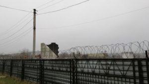 Нафтобазу в Запорізькій області продають частинами