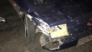 В Запоріжжі на греблі ДніпроГЕС сталася аварія: за кермом сидів чоловік під наркотиками