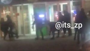 В центрі Запоріжжя лунали постріли: поліція прокоментувала інцидент, — ВІДЕО