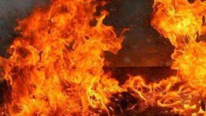 В Запоріжжі у вогні загинув чоловік