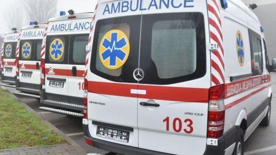 В Запорожье маршрутка сбила 90-летнего мужчину