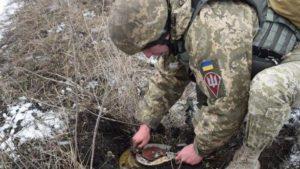 Новости Донбасса: в Золотом начался процесс разминирования
