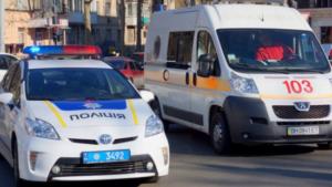 В Запоріжжі чоловік отримав численні ножові поранення: триває перевірка