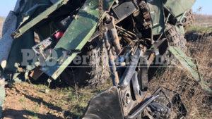В Запорізькій області сталася ДТП з постраждалими за участі військових, — ФОТО