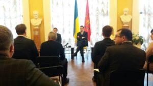 Премьер-министр Украины встретился с запорожским бизнесом и выслушал его проблемы, - ФОТО