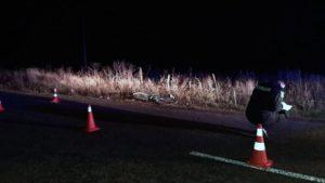 На Запоріжжі водій збив велосипедиста та втік з місця ДТП, – ФОТО