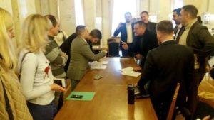 Запорізький відеоблогер-харківський нардеп став співголовою депутатської групи у ВР