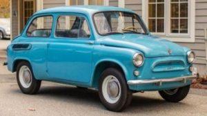 22 ноября Запорожский автозавод выпустил первую партию легендарного