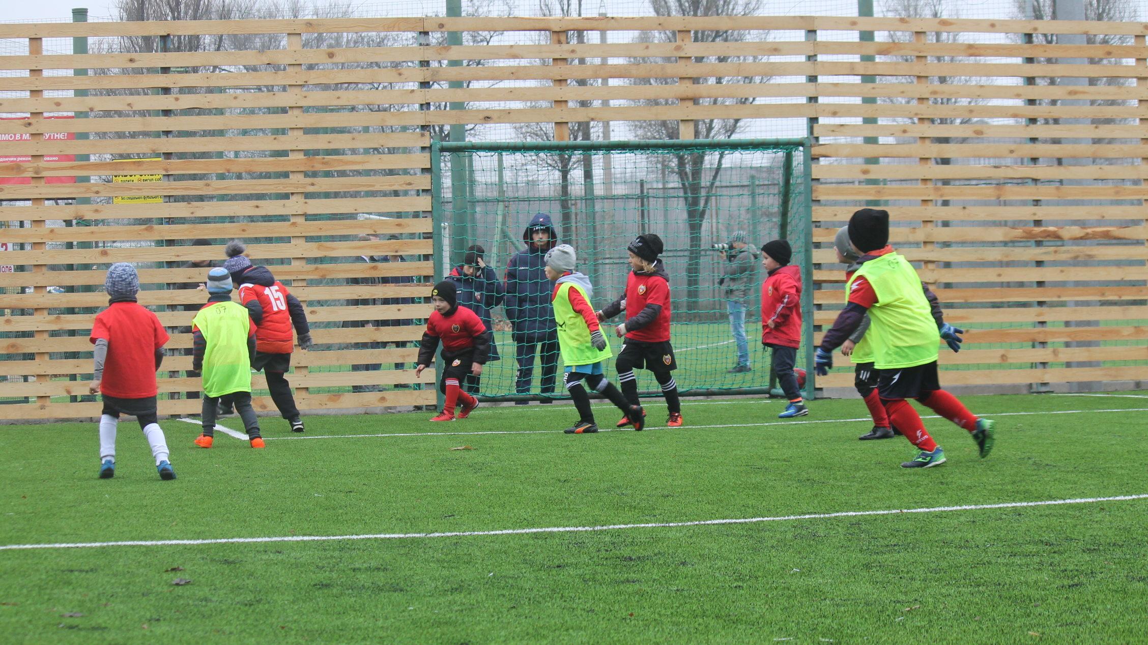 В Запорожье капитально реконструировали два футбольных поля ДЮСШ «Металлург», – ФОТОРЕПОРТАЖ