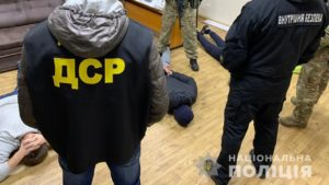 Сьогодні в Запоріжжі оберуть запобіжний захід членам угрупування, яких заарештовували зі штурмом