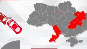У Запоріжжі зросла кількість аварій та загиблих в ДТП, — СТАТИСТИКА