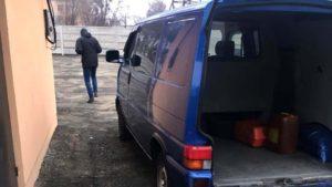 Уродженець Запоріжжя в розшуку погрожував рівненської поліції гранатою, — ФОТО