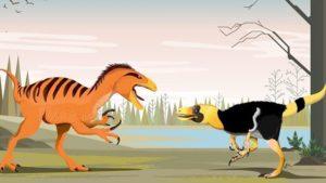 Вчені знайшли новий вид динозаврів у Таїланді