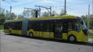У Запоріжжі на маршрутах їздитимуть 26 електробусів і 20 автобусів великої місткості