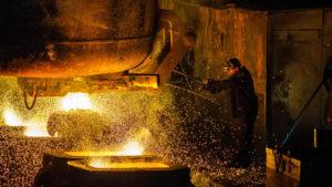 Украинская металлургия вступила в полосу кризиса