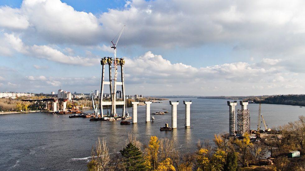 В архітектурно-будівельної інспекції «розморозили» будівництво мостів у Запоріжжі