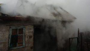 У селі під Запоріжжям сталася пожежа, – ФОТО