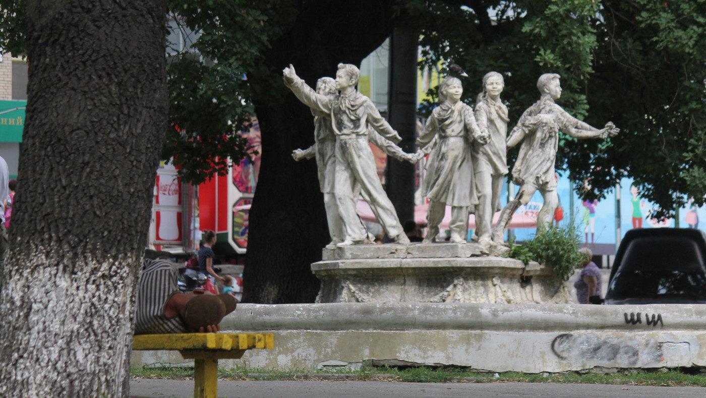 Реконструкцию сквера Пионеров в Запорожье начнут уже на следующей неделе: ремонтировать фонтан не планируют