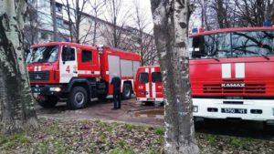 У Запоріжжі у пожежі на теплотрасі загинув чоловік, – ФОТО