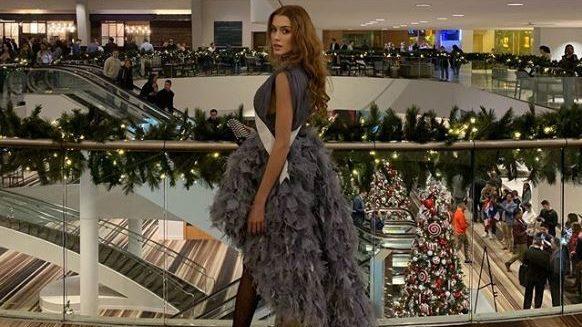 Міс Україна-Всесвіт з Запоріжжя виступила на конкурсі у США, — ФОТО