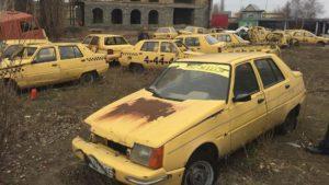 В Запорожской области нашли автомобильное кладбище, — ФОТО