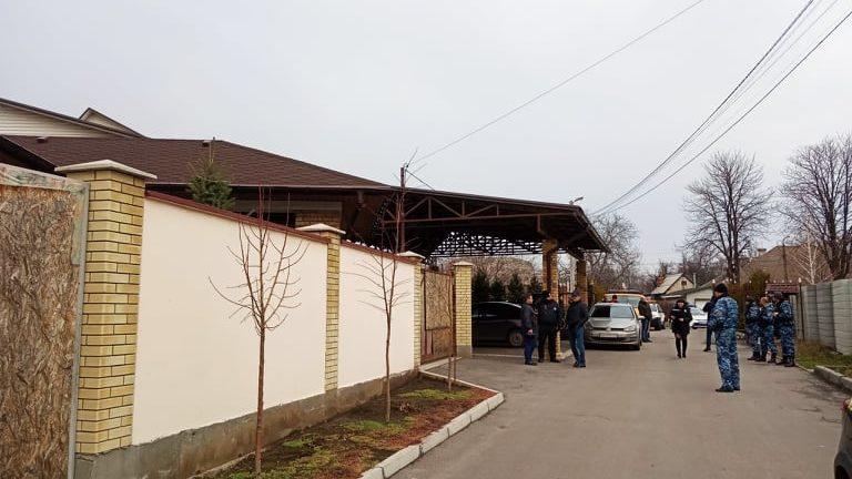 В Запорожье отключение должника от газа происходило под присмотром