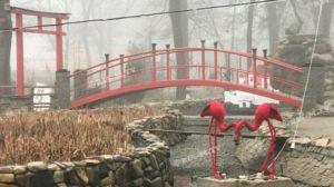 В Запорожской области пруд украсили в китайском стиле, — ФОТО
