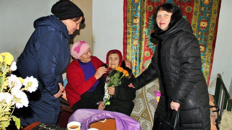 Мешканка Запоріжжя відзначила сотий День народження
