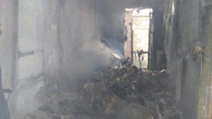 Спасатели потушили пожар в частном доме: возгорание произошло из-за короткого замыкания