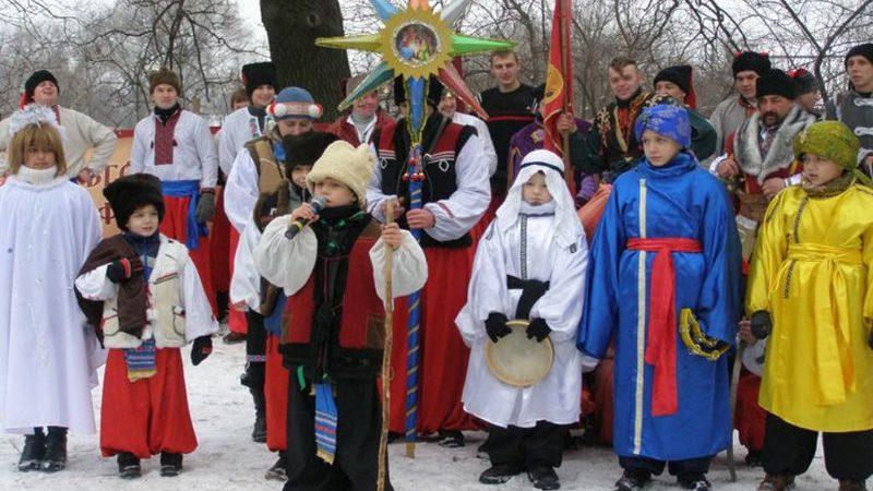 З'явилася програма святкування новорічно-різдвяних заходів на Фестивальній