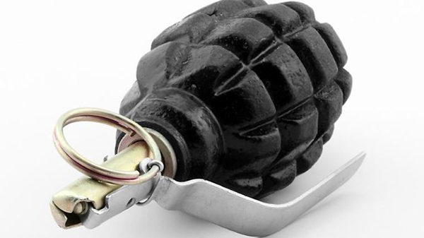 Мелітополець гасив недопалки в бойовій гранаті