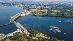 Ремонт обладнання на 62 млн євро та двоярусна дорога: на Дніпрогесі планують масштабну реконструкцію