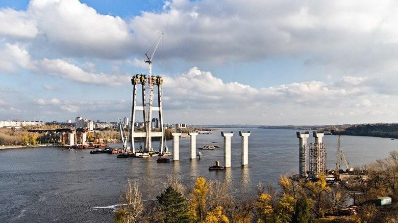 «В следующем году строительство начнется»: президент Зеленский сделал заявление про запорожские мосты, – ВИДЕО