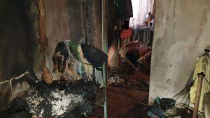 На Запоріжжі у пожежі загинула пенсіонерка, – ФОТО