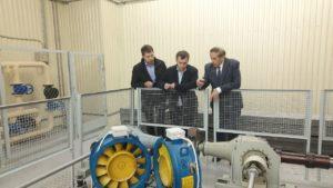 Министр экономики в Запорожье увидел, как собирают вертолеты на